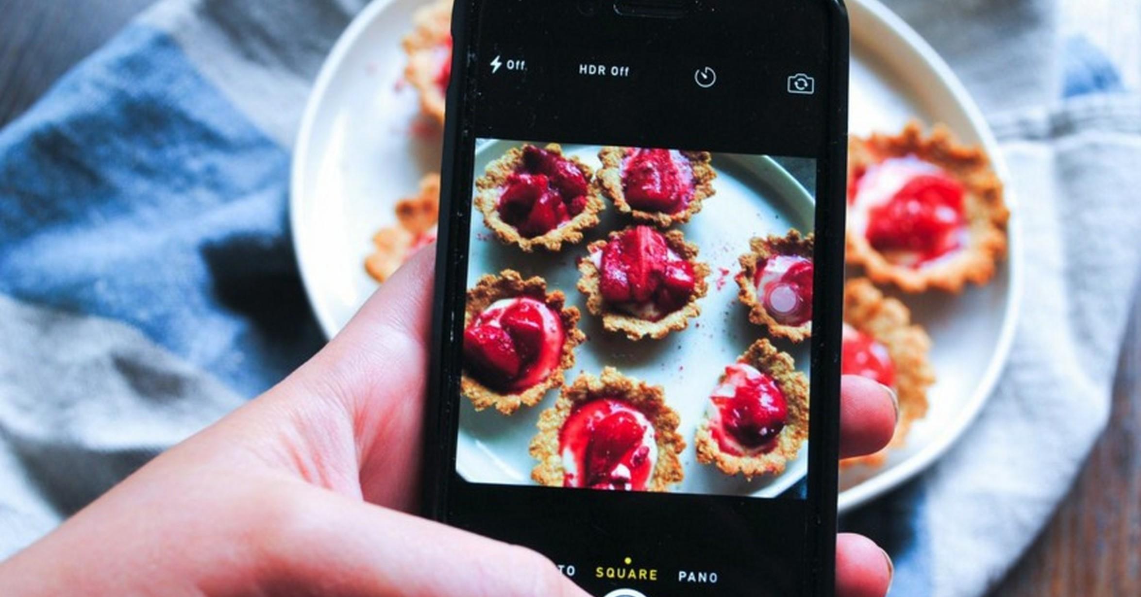 Colgar fotos de tu comida en las redes sociales hace que - Redes para colgar altavoces ...